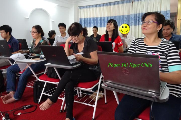 Học thực hành tại lớp kiếm tiền bằng đầu tư forex