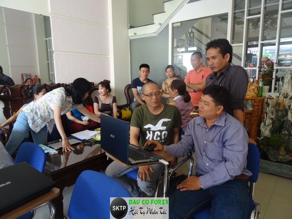 Học Đầu Tư Forex là Học Một Cái Nghề Kiếm Tiền Online